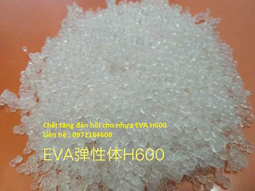 Chất tăng đàn hồi cho nhựa EVA
