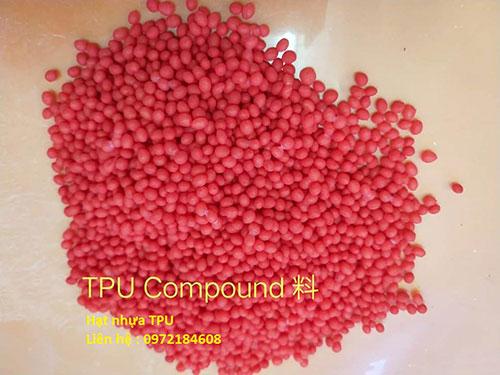Hạt nhựa TPU Compound